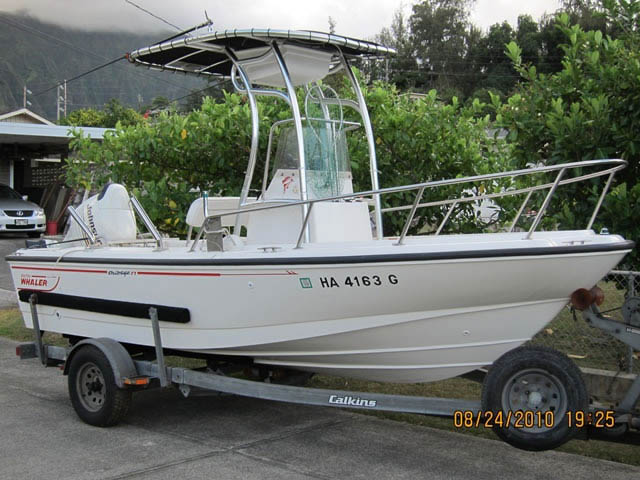 Buy ttops for 1998 17' Whaler Outrage boats 9407-1