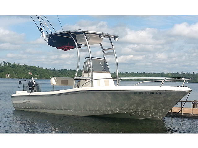 T-Top for 2011 Pioneer 180 Sportfish center console boats 94808-1