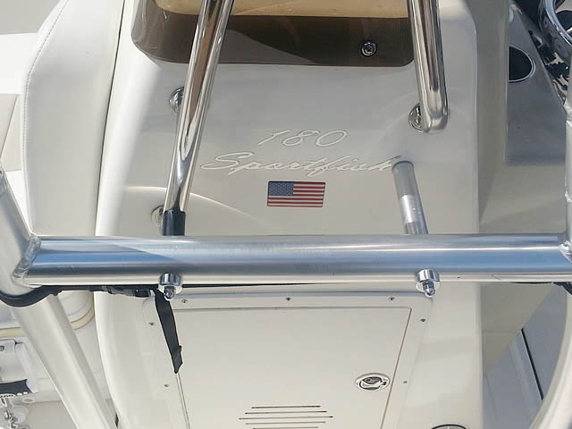 T-Top for 2011 Pioneer 180 Sportfish center console boats 94808-5