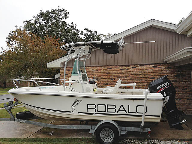 Buy ttops for 1996 Robalo 1820 boats 94810-1