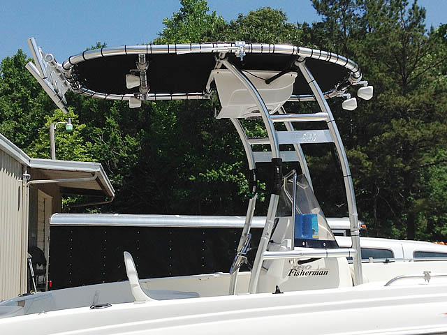 T-Top for 2000 Wellcraft 180 Fisherman center console boats 94812-2