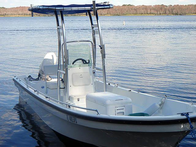 T-Top for 2011 Pangacraft  22' Panga center console boats 94827-4