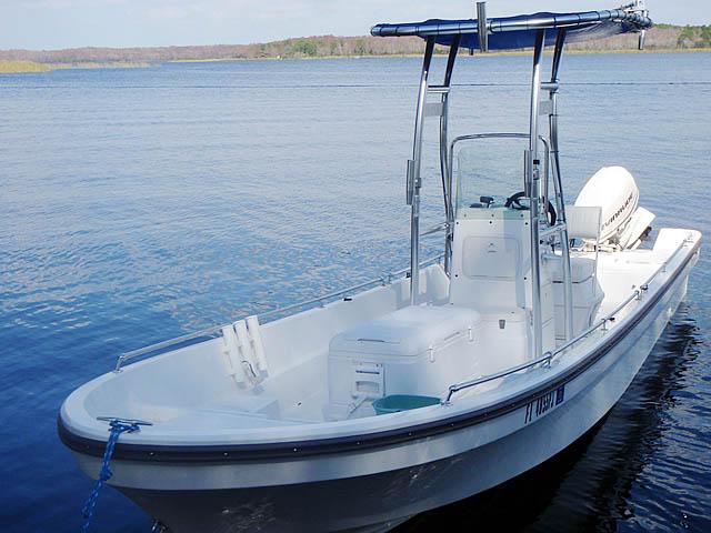 T-Top for 2011 Pangacraft  22' Panga center console boats 94827-5