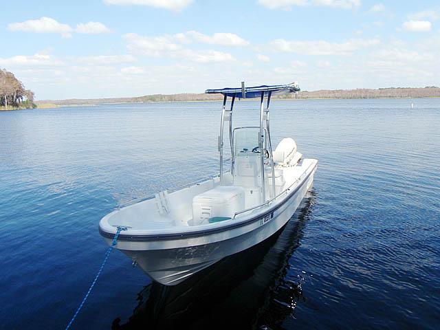 T-Top for 2011 Pangacraft  22' Panga center console boats 94827-6