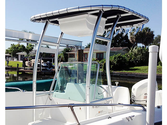T-Top for 2000 Seaswirl Stripper 21'  center console boats 94923-2
