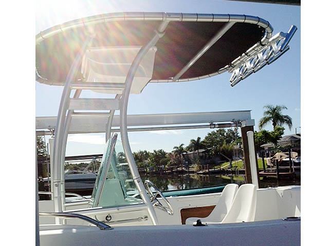 T-Top for 2000 Seaswirl Stripper 21'  center console boats 94923-7