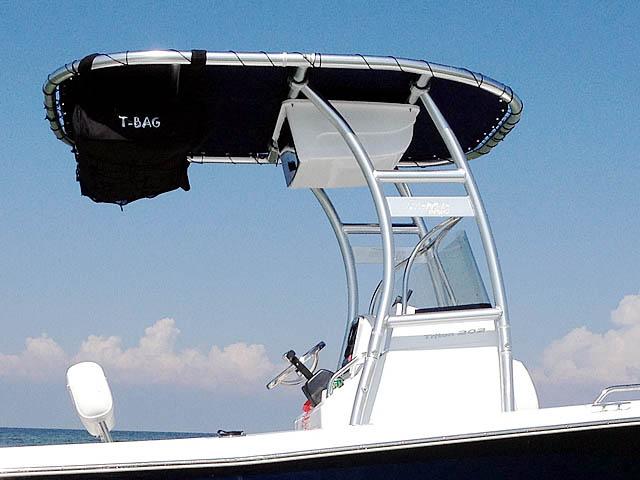 T-Top for 2014 Sea Hunt Triton 202 center console boats 95003-2