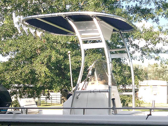 T-Top for 1999 Fishmaster  center console boats 99203-2