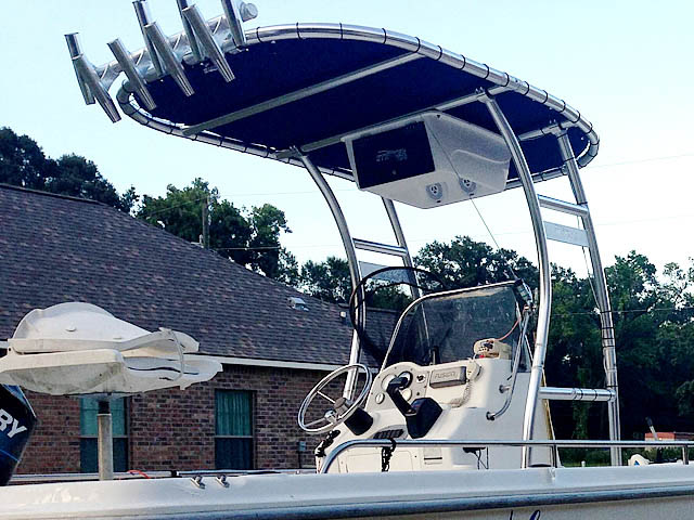 T-Top for 1999 Fishmaster  center console boats 99203-9