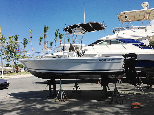 Styker Universal T-Top for 1977 Robalo 99710-1