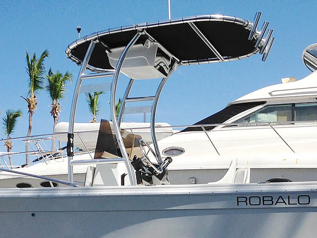 Styker Universal T-Top for 1977 Robalo 99710-2