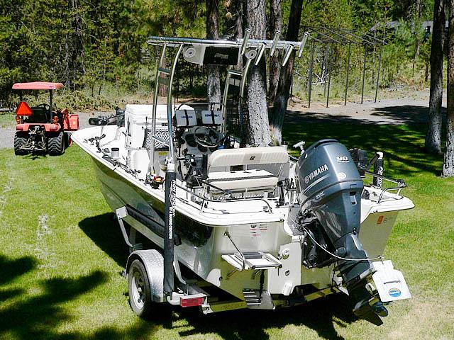T-Top for 2013 Carolina Skiff DLV 178 center console boats 99850-12