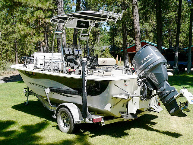 T-Top for 2013 Carolina Skiff DLV 178 center console boats 99850-5