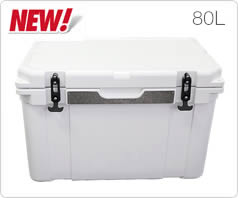 80 Liter Ice Cooler for Fishing & Hunting