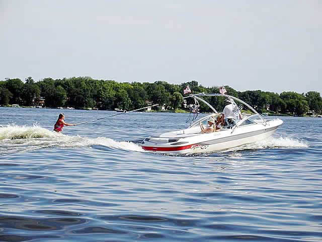Wakeboard Tower for 2001 Toyota epic installed on 05/11/2012
